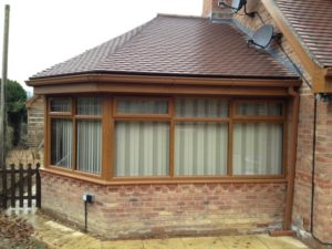New conservatory